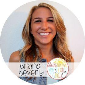 Briana Beverly - Sun, Sand & Second Grade