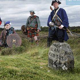 Culloden Battlefield (cullodennts) on Pinterest