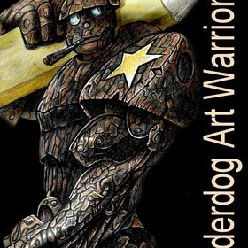 Underdog Art Warrior