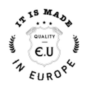 It is Made in Europe