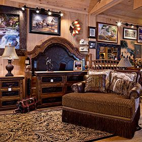 Santa Fe Ranch Western Furniture Santaferanchfl On Pinterest