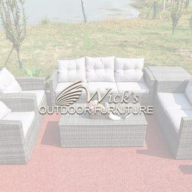 wick s outdoor furniture