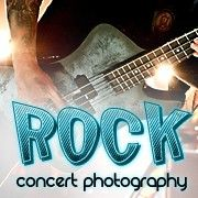 Rock: Front/Center - Concert Photography