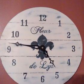 Valise horloge avec clé rack de stockage de Mantel cabinet poignée noire décor vintage