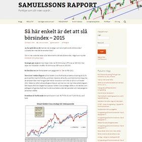 Samuelssons Rapport