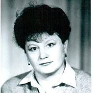Людмила Григорьевна Богомолова