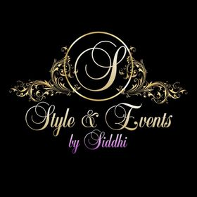 Style & Events by Siddhi