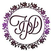 True Purple Designs Custom Garters