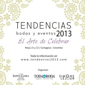 Tendencias Bodas y Eventos