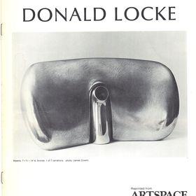 The Work of Donald Locke