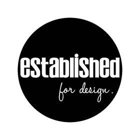 Established for Design