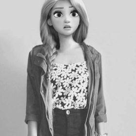 Disney Princess In Real Life