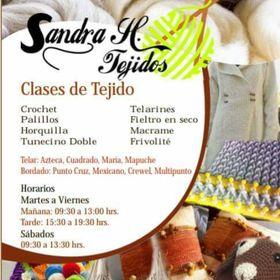SANDRA H. TEJIDOS