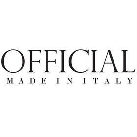 O F F I C I A L  Made in Italy