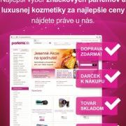 Parfémy PARFEMS.sk