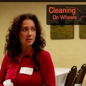 Cleaning On Wheels Jan Maskew
