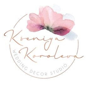 Kseniya Koroleva Wedding Decor Studio