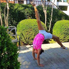 Anastasia_ Gimnast