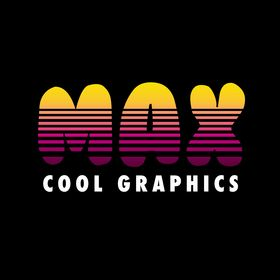 Max Cool Graphics | T-shirt Designer | Artist