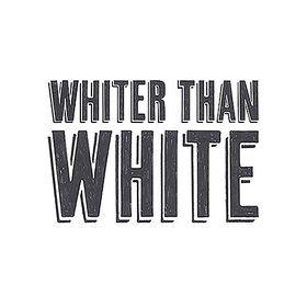whiter than white