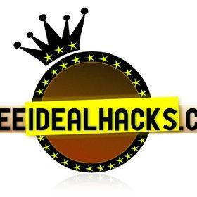 Free Ideal Hacks (freeidealhacks) on Pinterest