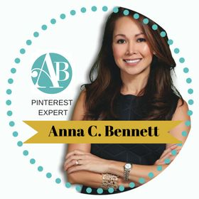 Pinterest Marketing Expert Anna Bennett |  Pinterest Account Management | Pinterest Consultant