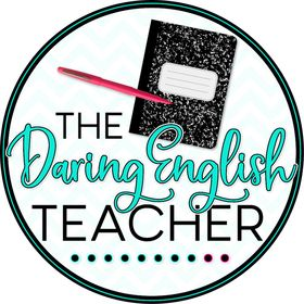 The Daring English Teacher | Engaging Secondary ELA Resources