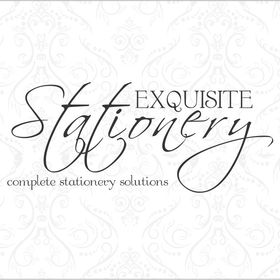Exquisite Stationery