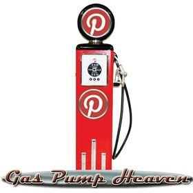 Gas Pump Heaven Omaha, NE (gaspumpheavenne) on Pinterest