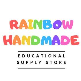 Rainbow Handmade: Teacher Supplies On Etsy