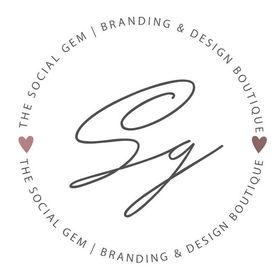 The Social Gem | Branding & Design Boutique