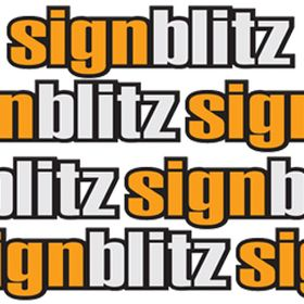 Signblitz Safety Signs