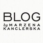 Marzena Kanclerska - Blog