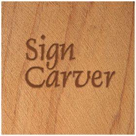 Sign Carver