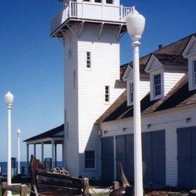 The Old Coast Guard Station Museum