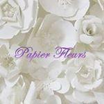 Papier Fleurs by Ange