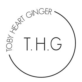 Toby Heart Ginger