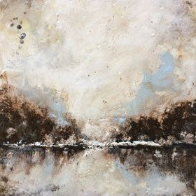 Theresa Stirling Encaustic Art || Beeswax Art That Nourishes