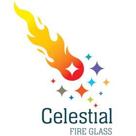 Celestial Fire Glass