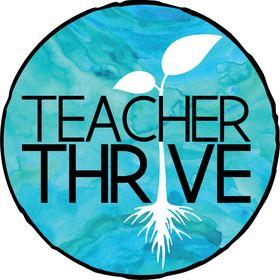 Teacher Thrive