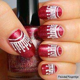 Painted Fingertips