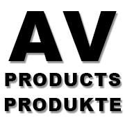 AV Produkte Products