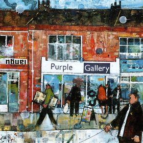 Purple Gallery