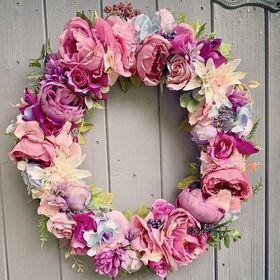 Venus Wreath Decor Blog