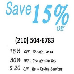 24 Hour Locksmith in San Antonio TX