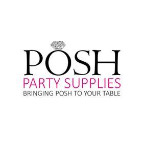 Posh Party Supplies