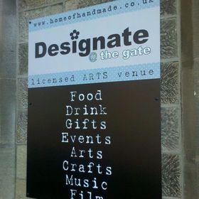 Designate @ the gate