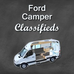 Ford Camper Classifieds