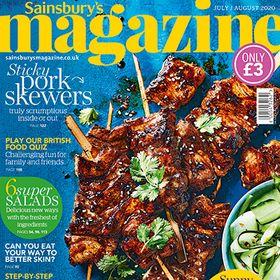 Sainsbury's magazine