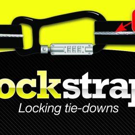 Lockstraps Motorcycle Key Chain Bottle Opener Silver Chrome  New